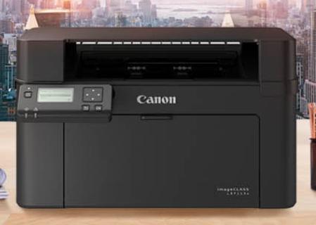佳能 Canon LBP113w 黑白 激光打印机 A4 22页