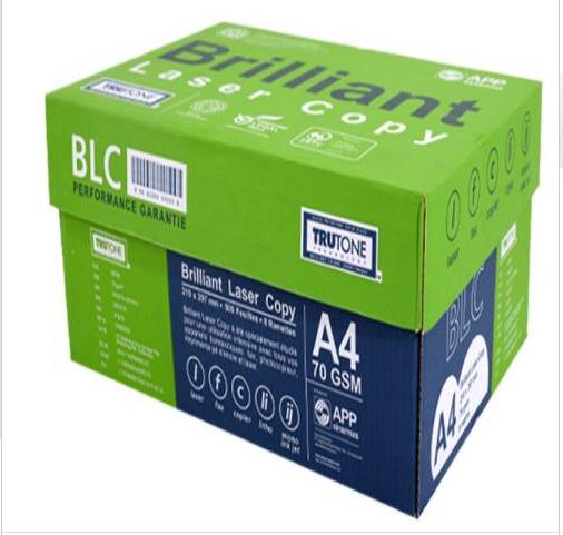 BLC复印纸A4 70g